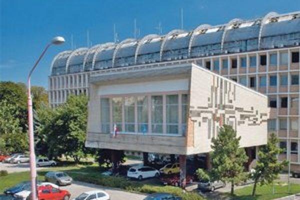 Obvodný úrad v Trnave.