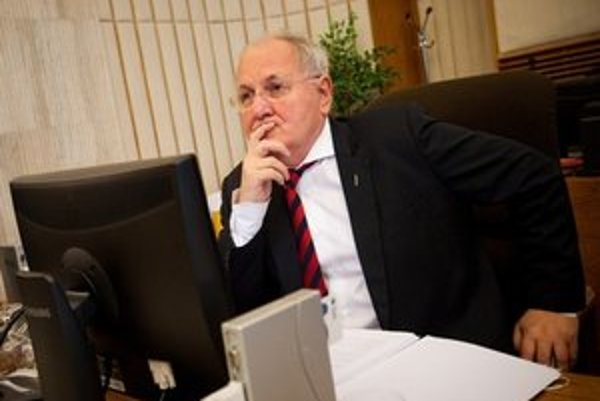 Minister školstva Dušan Čaplovič.