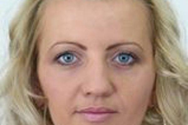Hľadaná Katarína Paulovčáková.