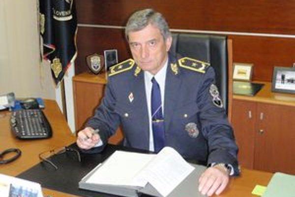 Šéfom železničnej polície je rodák z Nitrianskeho Pravna Tibor Gáplovský.