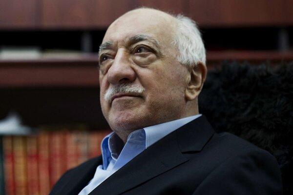 Turecký duchovný Fethullah Gülen.