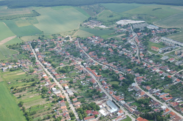 Mesto Gbely