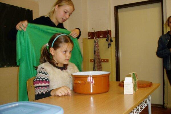Deti spoznávali tradície.
