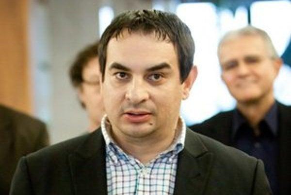 Poslanec za Obyčajných ľudí Peter Pollák.