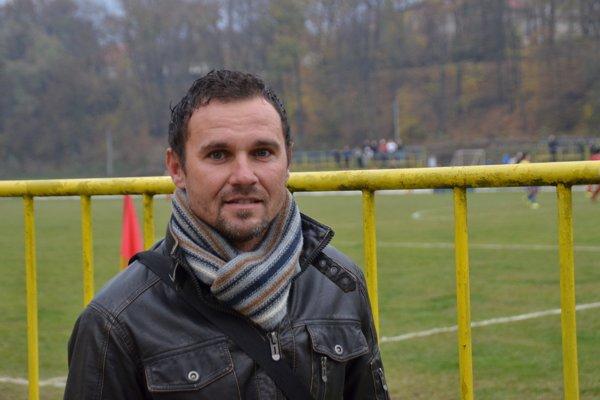 Organizátor turnaja Rožňava Cup Jaroslav Kamenský.