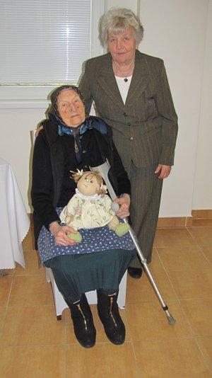 Giraltovčanka Zuzana Kucháriková jubiluje. Na svete je sto rokov.