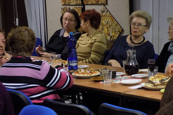 Vianočné stretnutie vLiterárnom klube Generácie