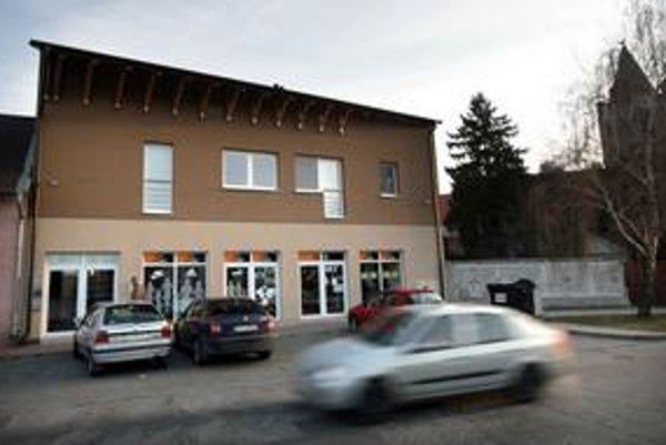 Sídlo HM Invest v Šamoríne – podľa Gorily je v ňom ďalší konšpiračný byt.