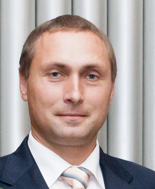 Anton Heglas, starosta Rakovej.