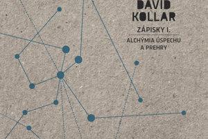 Obal knihy Davida Kollara.