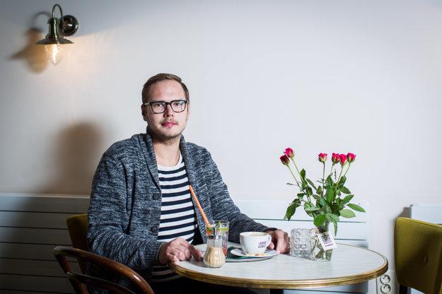Vďaka kaviarni Dobre&Dobré sa do bežného života vrátili traja ľudia, ďalší sú na ceste, vysvetľuje predseda OZ Vagus Sergej Kára.