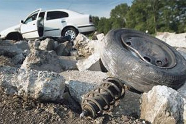Na každé zranenie či smrť pri nehode majú dopravní experti tabuľku.