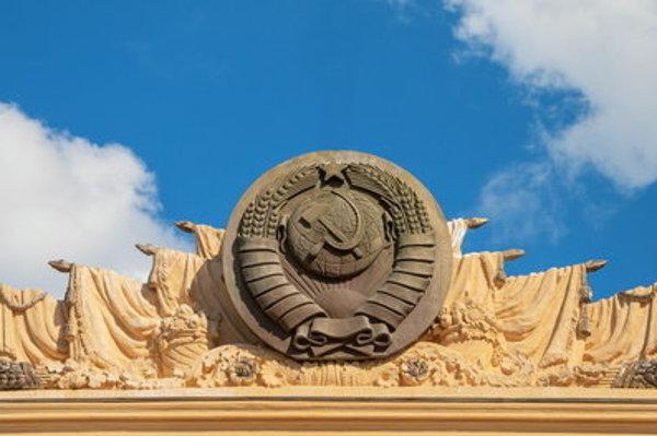 Symbol sovietskej éry.