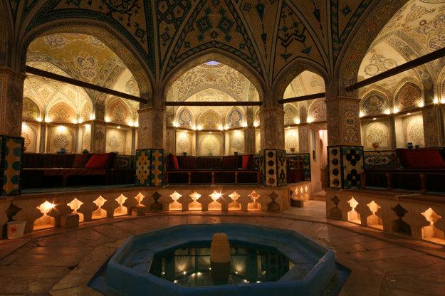 Výnimočný relax si môžete dopriať v tradičných tureckých kúpeľoch.