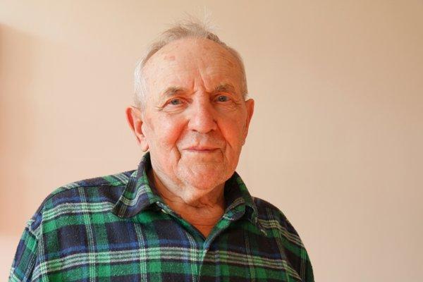 Deväťdesiatšesťročný Ľudvík Šesták je vo výbornej fyzickej i duševnej kondícii.
