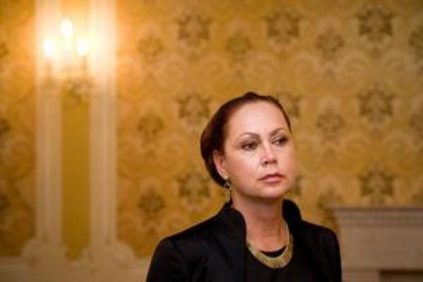 Šéfka Ústavného súdu Ivetta Macejková