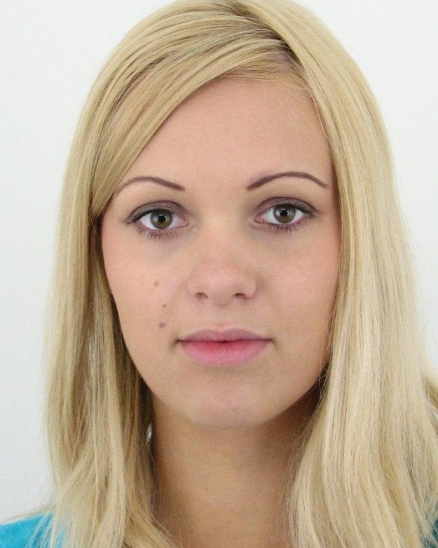 Nezvestná Eva Joštová.