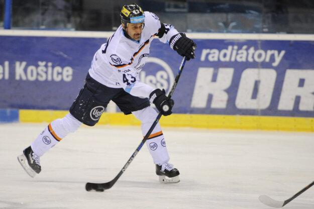 Najúspešnejšie obdobie na Slovensku zažil Peter Bartoš v drese HC Košice.