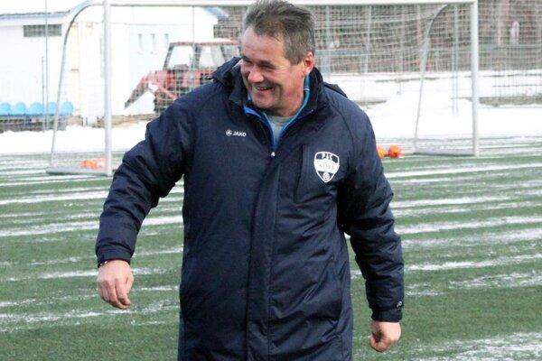 Ivan Galád sa stal tretíkrát trénerom FC Nitra.
