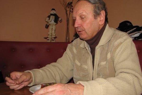 Peter Chudý celý svoj pracovný život pôsobí vo Vysokých Tatrách.