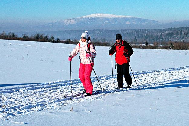 V Liesku sa konal prvý ročník novoročného prechodu.