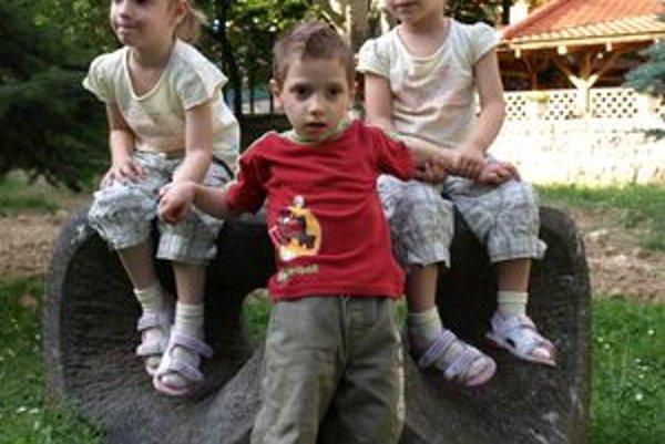 Janka, Danka a Jakubko oslávia onedlho šesť rokov.