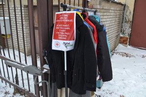 Prečítajte si tiež  Novinka v Prešove  Ľudí v núdzi zahreje vešiak pomoci 8dfed4c8296
