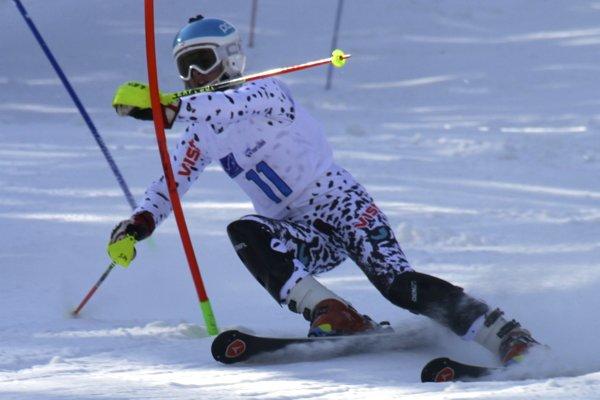 Simona Antalová si na úvod vyjazdila skvelé druhé miesto.