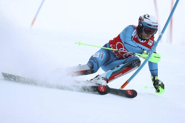Henrik Kristoffersen ovládol slalom vo Wengene.