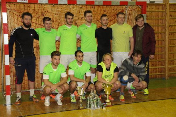 1. miesto - FC Šarfia.