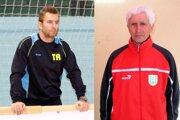 René Kramár už nie je trénerom futbalistov Lapáša. Odstúpil sám. Snímka stará 12 rokov je opäť aktuálna: Jozef Kollárik v mikine s logom OFK Lapáš.