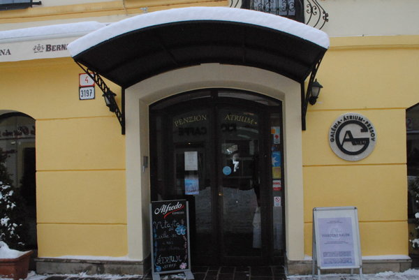 Átrium, Prešov