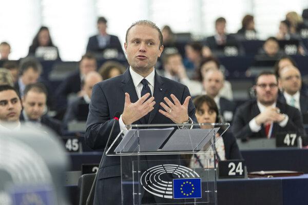 Maltský premiér Josef Muscat.