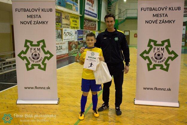 Najlepší strelec turnaja Lali Szücs (DAC)