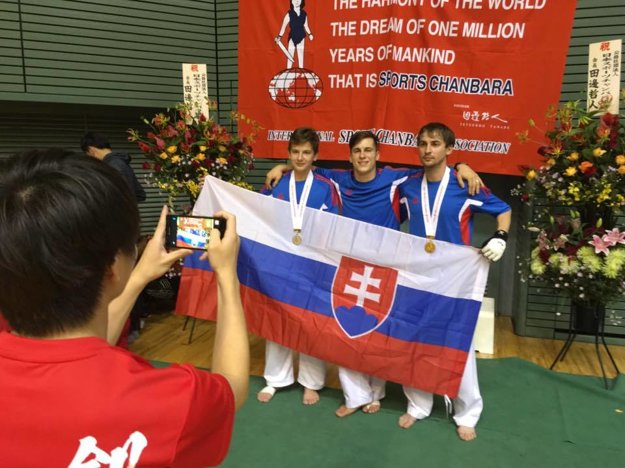 Historický úspech. Slovensko si odnieslo zlato a striebro z majstrovstiev sveta.