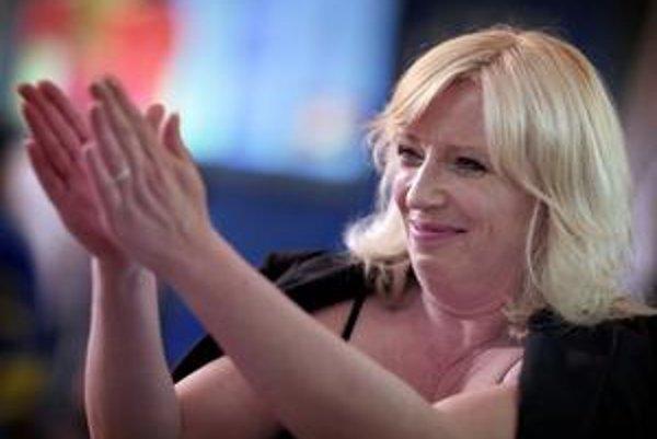 Iveta Radičová by sa mala stať novou premiérkou.
