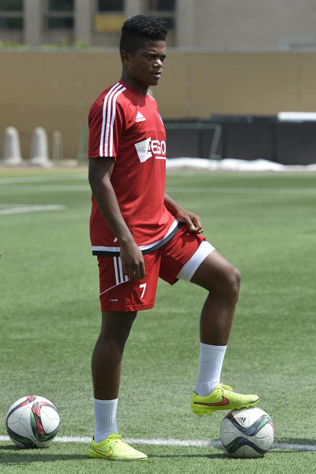 Leon Bailey krátko pôsobil aj v AS Trenčín.