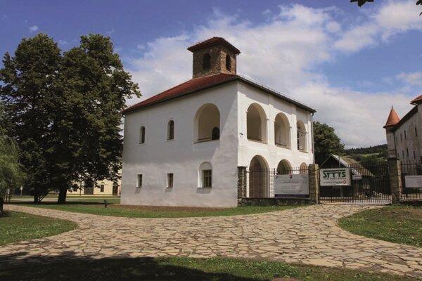 Rekončtrukcia bude pokračovať v časti hradu oproti kaplnke.