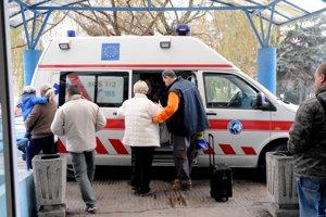 Za ošetrenie na pohotovosti v nemocnici sa má platiť desať eur od prvého júla.
