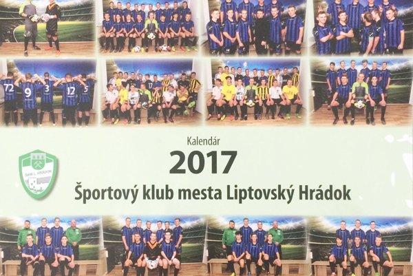 ŠKM Liptovský Hrádok U19 – kalendár 2017.