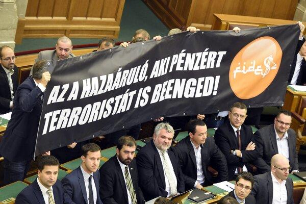 Poslanci Jobbiku.