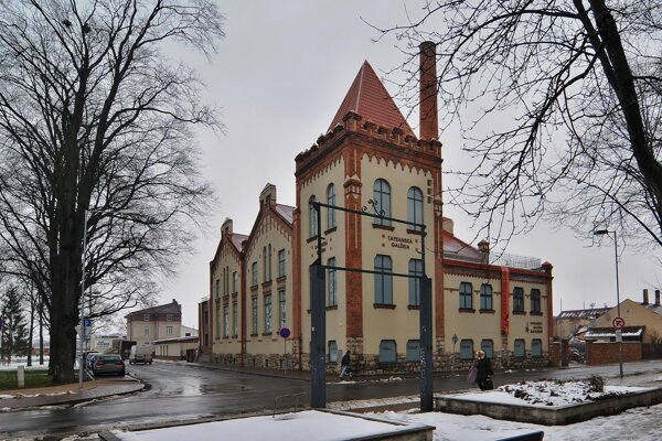 Tatranská galéria v Poprade.