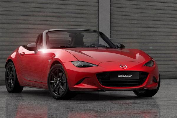 Svetovým autom roka sa v minulom roku stala Mazda MX-5