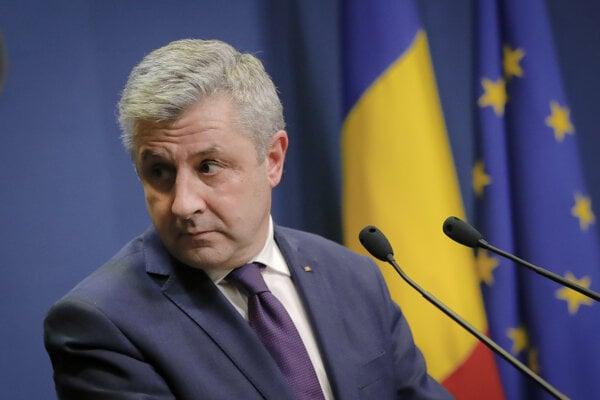 Rumunský minister spravodlivosti Florin Iordache podal demisiu.