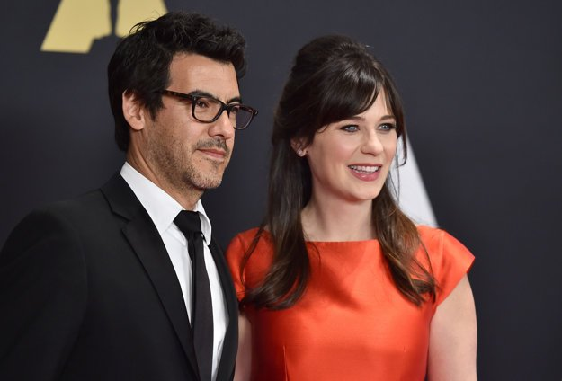 Zooey Deschanel a Jacob Pechenik