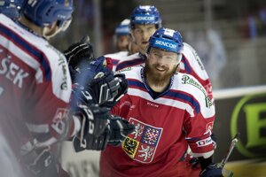 Českí hokejisti si poľahky poradili s Fínmi.