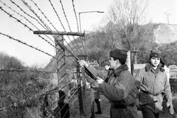 Do roku 1989 sa na ostro sledovanej hranici Československa s Rakúskom strieľalo a vraždilo.