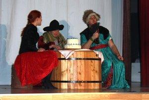 Babylonská štvorka sa postarala divákom opríjemný, humorom naplnený večer.