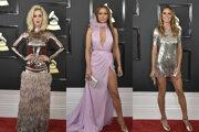 Katy Perry, Jennifer Lopez, Heidi Klum