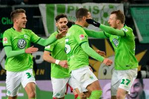 Wolfsburg v súčasnosti bojuje o záchranu v Bundeslige.